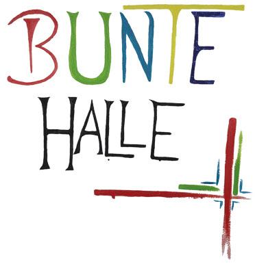 Bunte Halle